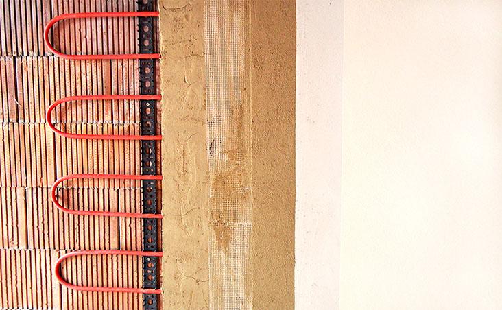 Trautmann Lehmbau, Michael Trautmann, Innere Neumatten 10, 79219 Staufen: Wand- und Deckenheizung, Lehmputz